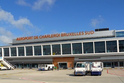 Charleroi Airport - By Fernandopascullo